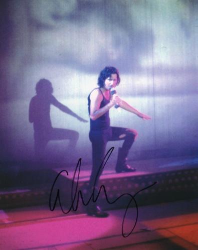 Alice Cooper Welcome To My Nightmare Signed 8x10 Photo w/COA #7