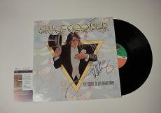 Alice Cooper 'welcome To My Nightmare' Signed Record Album Lp Jsa Coa #k42480