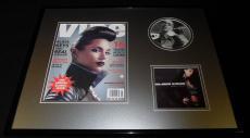 Alicia Keys 16x20 Framed 2012 Vibe Magazine Cover & CD Display