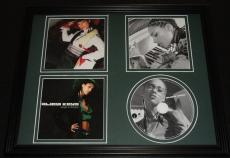Alicia Keys 2001 Songs in A Minor Framed 11x14 CD & Photo Display