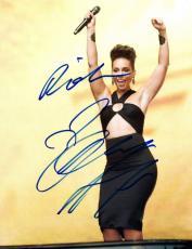 Alicia Keys Signed Autographed 8x10 Photo COA VD