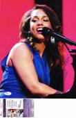 Alicia Keys Signed - Autographed Concert 11x14 inch Photo - JSA Certificate of Authenticity
