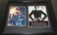 Alicia Keys Signed Framed 16x20 Photo Set JSA