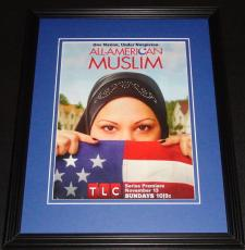 All American Muslim 2011 11x14 ORIGINAL Vintage Advertisement TLC