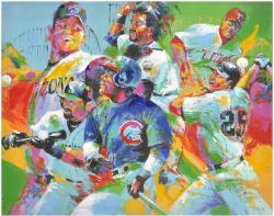 MLB All-star 2002 Game Original Art