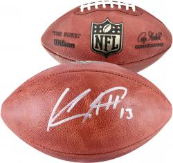 Keenan Allen San Diego Chargers Autographed Duke Pro Football