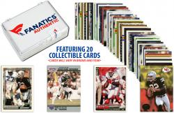 Marcus Allen-Oakland Raiders- Collectible Lot of 20 NFL Trading Cards - Mounted Memories