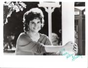 "ALLY SHEEDY - Movies Include ""BAD BOYS"", ""THE BREAKFAST CLUB"", and ""ST. ELMO'S FIRE"" Signed 10x8 B/W Photo"