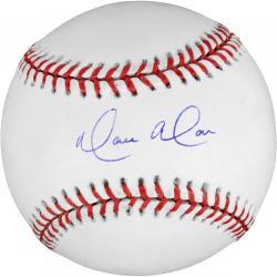 Moises Alou Autographed Baseball