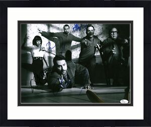 Always Sunny In Philadelphia Signed 11x14 Day Devito +2 Photograph JSA