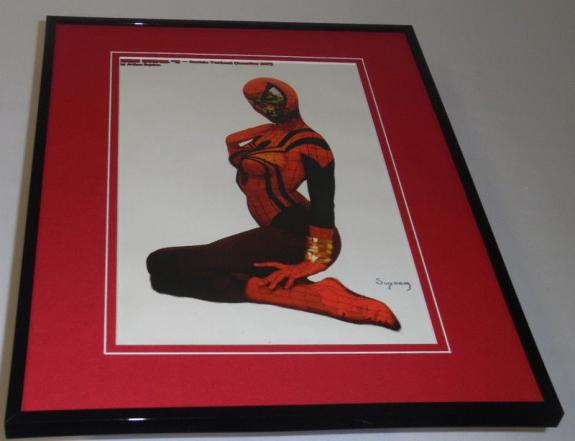Amazing Spider-Girl Marvel Zombies #13 Framed 11x14 Poster Display