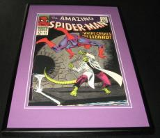 Amazing Spiderman #44 Lizard Framed 10x14 Cover Poster Photo Marvel