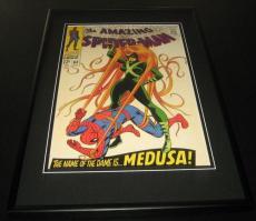 Amazing Spiderman #62 Medusa Framed 10x14 Cover Poster Photo Marvel