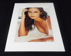 Amber Brkich Lingerie Framed 11x14 Photo Display Survivor Amazing Race