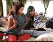 Amber Tamblyn Sisterhood of the Traveling Pants Signed 8X10 Photo BAS #B00884