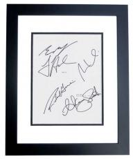 AMELIA Signed - Autographed Script - Guaranteed to pass PSA or JSA by Hilary Swank, Richard Gere, Ewan McGregor, Joe Anderson, and Mia Wasikowska BLACK CUSTOM FRAME - Guaranteed to pass PSA or JSA - The Amelia Earhart Story