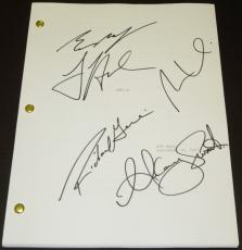 AMELIA Autographed Script by Hilary Swank, Richard Gere, Ewan McGregor, Joe Anderson, and Mia Wasikowska - The Amelia Earhart Story