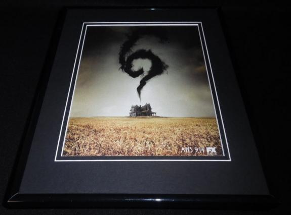 American Horror Story 6 2016 FX 11x14 Framed ORIGINAL Advertisement