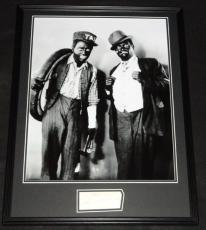 Amos n Andy Signed Framed 18x24 Photo Poster Display JSA