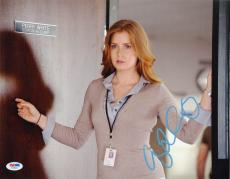 Amy Adams SIGNED 11x14 Photo Lois Lane Man Of Steel Superman PSA/DNA AUTOGRAPHED