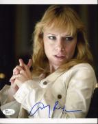 Amy Ryan Jsa Coa Hand Signed 8x10 Photo Authenticated Autograph