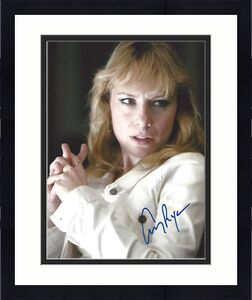"AMY RYAN - Movies Include ""GONE BABY GONE"", ""WIN WIN"", and ""BIRDMAN"" Signed 8x10 Color Photo"