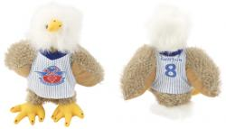 Andre Dawson Commemorative Stuffed Animal The Hawk - Mounted Memories