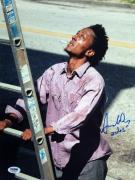 """Andre Royo """"The Wire"""" Autographed Signed 11x14 """"Bubs"""" PSA AC59978"""