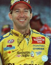John Andretti Autographed 8x10 Photo