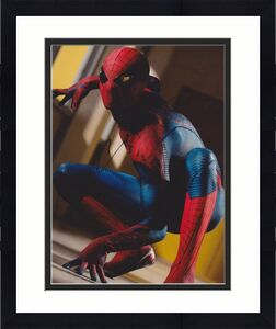 Andrew Garfield Signed - Autographed Spider-Man - Peter Parker 8x10 inch Photo - Guaranteed to pass BAS