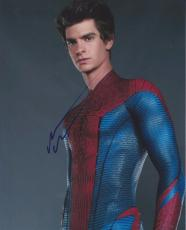 Andrew Garfield Signed Autographed 8x10 Photo The Amazing Spiderman B