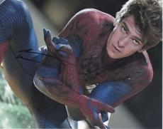 Andrew Garfield Signed Autographed 8x10 Photo The Amazing Spiderman D