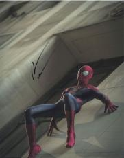 Andrew Garfield Signed Autographed 8x10 Photo The Amazing Spiderman F