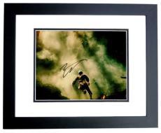 Andrew Garfield Signed - Autographed Hacksaw Ridge 11x14 inch Photo BLACK CUSTOM FRAME - Guaranteed to pass PSA or JSA