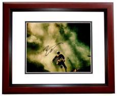 Andrew Garfield Signed - Autographed Hacksaw Ridge 11x14 inch Photo MAHOGANY CUSTOM FRAME - Guaranteed to pass PSA or JSA
