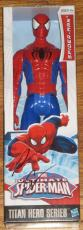 Andrew Garfield Signed Official Spider-man Titan Hero Series Figure Toy Marvel
