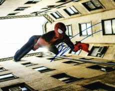 Andrew Garfield The Amazing Spiderman Signed 8x10 Photo Authentic Autograph B