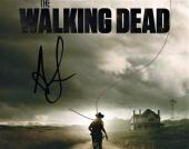 Andrew Lincoln and Norman Reedus Signed - Autographed The Walking Dead 8x10 inch Photo - Guaranteed to pass PSA or JSA
