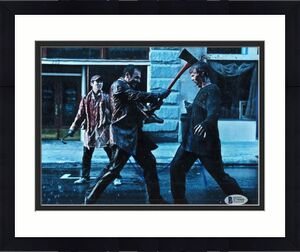 Andrew Lincoln Signed 8x10 Photo Walking Dead Beckett Bas Autograph Auto Coa Ad