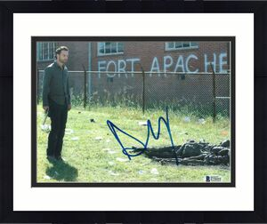 Andrew Lincoln Signed 8x10 Photo Walking Dead Beckett Bas Autograph Auto Coa S