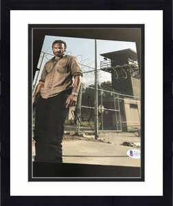 ANDREW LINCOLN SIGNED AUTOGRAPH 8x10 PHOTO THE WALKING DEAD BECKETT BAS COA NY H
