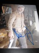 ANDREW LINCOLN SIGNED AUTOGRAPH 8x10 PHOTO THE WALKING DEAD PROMO IN PERSON X3