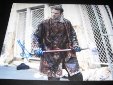 ANDREW LINCOLN SIGNED AUTOGRAPH 8x10 PHOTO THE WALKING DEAD PROMO IN PERSON X6