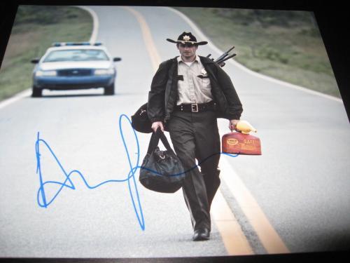 ANDREW LINCOLN SIGNED AUTOGRAPH 8x10 PHOTO WALKING DEAD PROMO IN PERSON COA NY K