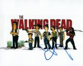 Andrew Lincoln Signed Autographed 8x10 Photo The Walking Dead Rick Grimes COA VD
