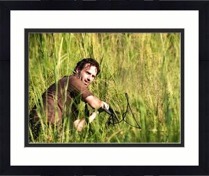 Andrew Lincoln Signed - Autographed The Walking Dead 11x14 inch Photo - Guaranteed to pass PSA or JSA as Rick Grimes