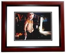 Andrew Lincoln Signed - Autographed The Walking Dead 11x14 Photo as Rick Grimes - MAHOGANY CUSTOM FRAME