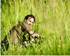 Andrew Lincoln Signed - Autographed The Walking Dead 8x10 inch Photo - Guaranteed to pass PSA or JSA - Rick Grimes