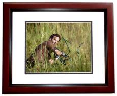Andrew Lincoln Signed - Autographed The Walking Dead 8x10 inch Photo MAHOGANY CUSTOM FRAME - Guaranteed to pass PSA or JSA - Rick Grimes