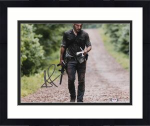 "Andrew Lincoln ""Walking Dead"" Signed/Autographed 11x14 Photo PSA/DNA 150027"